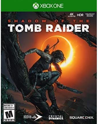 Shadow Of The Tomb Raider Xbox One NAUJAS