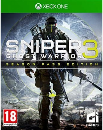 Sniper Ghost Warrior Season Pass Edition Xbox One NAUJAS