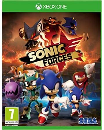 Sonic Forces Xbox One NAUDOTAS
