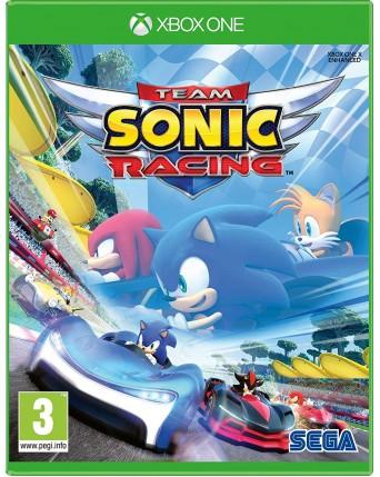 Sonic Team Racing Xbox One NAUJAS