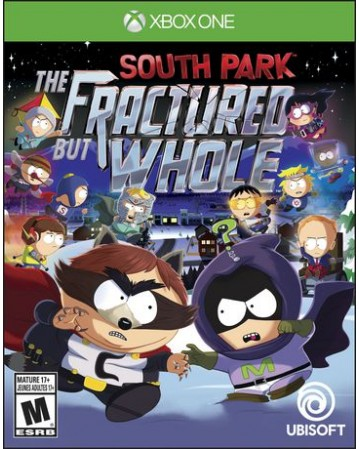 South Park Fracture But Whole Xbox One NAUJAS