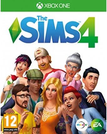 The Sims 4 Xbox One NAUDOTAS