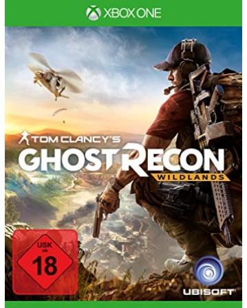 Tom Clancys Ghost Recon Wildlands Xbox One NAUDOTAS