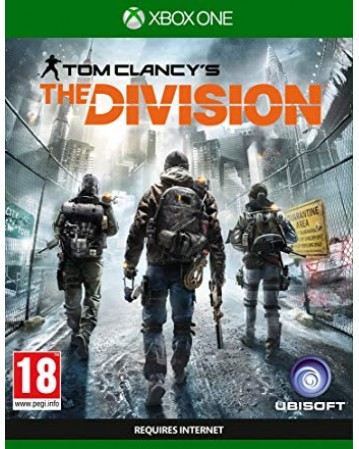 Tom Clancys The Division Xbox One NAUDOTAS