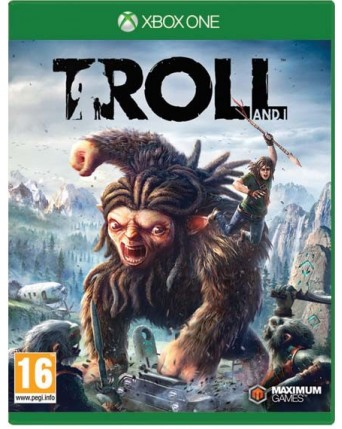 Troll And I Xbox One NAUDOTAS