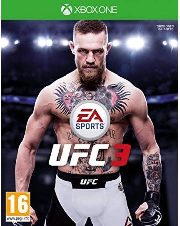 UFC 3 Xbox One NAUJAS