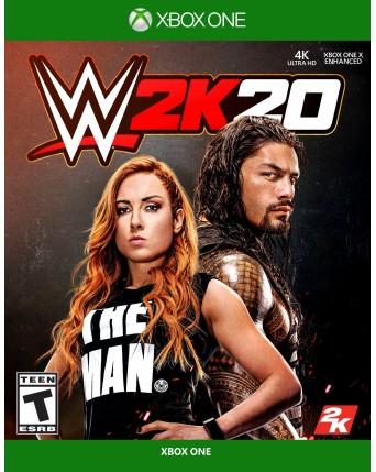 W2K20 Xbox One NAUDOTAS