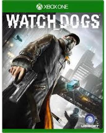 Watch Dogs Xbox One NAUDOTAS