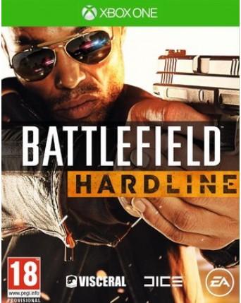 Battlefield Hardline Xbox One NAUDOTAS