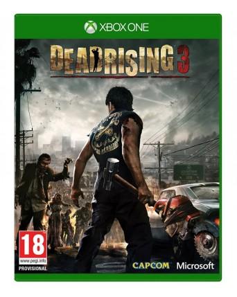 Deadrising 3 Xbox One NAUDOTAS