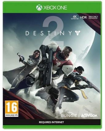 Destiny 2 xbox one naudotas