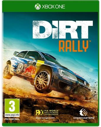 Dirt Rally Xbox One NAUDOTAS