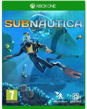 Subnautica xbox one NAUJAS