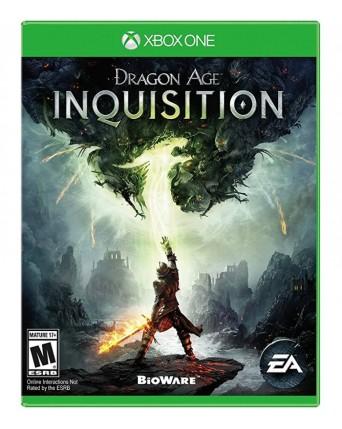 Dragon Age Inquisition Xbox One NAUDOTAS