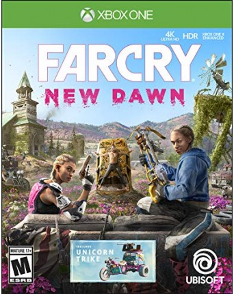 Far Cry New Dawn Xbox One NAUDOTAS