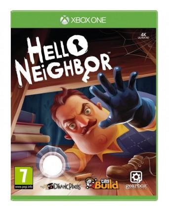 Hello Neighbor xbox one NAUDOTAS