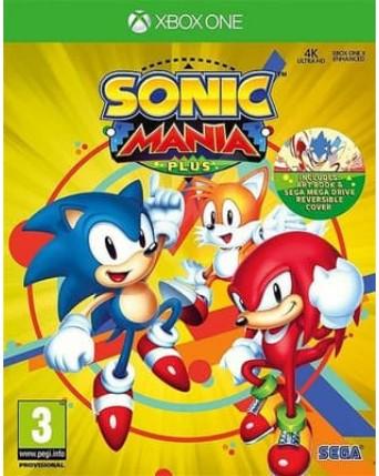 Sonic Mania Plus xbox one NAUJAS