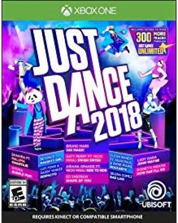 Just Dance 2018 Xbox One NAUJAS