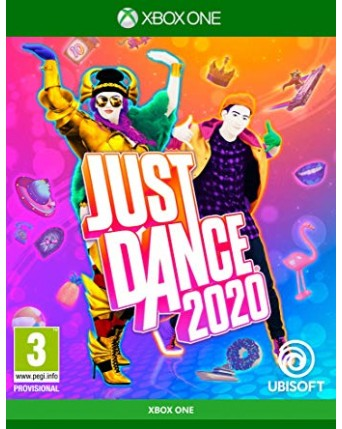 Just Dance 2020 XBOX ONE NAUJAS