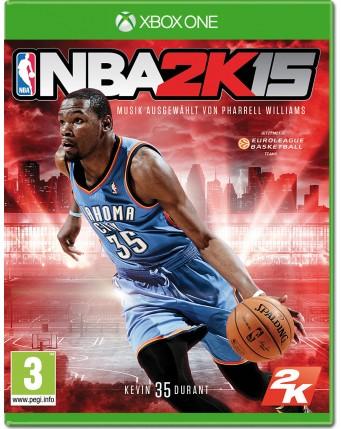 NBA 2K15 Xbox One NAUDOTAS
