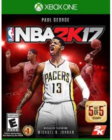 NBA 2K17 Xbox One NAUDOTAS