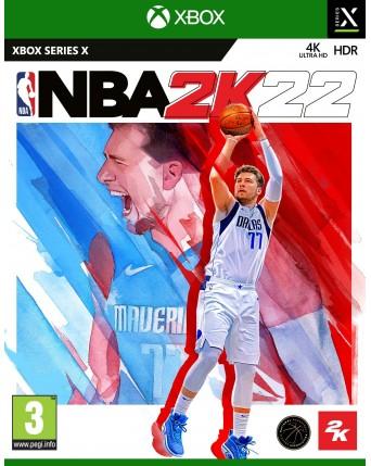 NBA 2K22 XBOX SERIES X NAUDOTAS